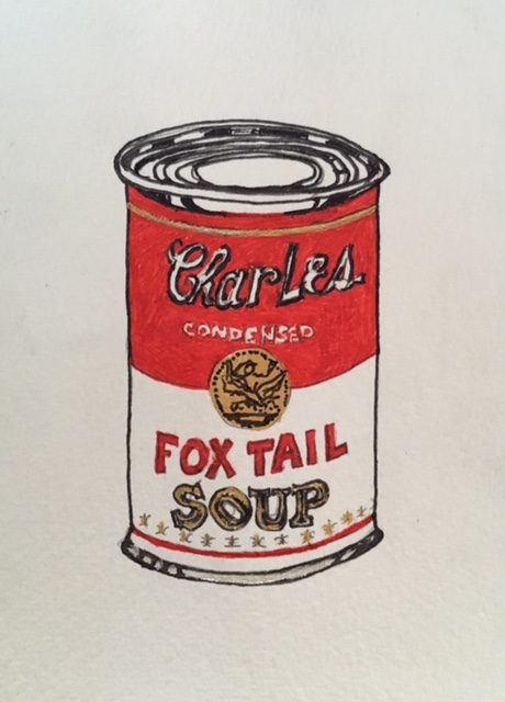 Fox tail soup CharLes Aug 17