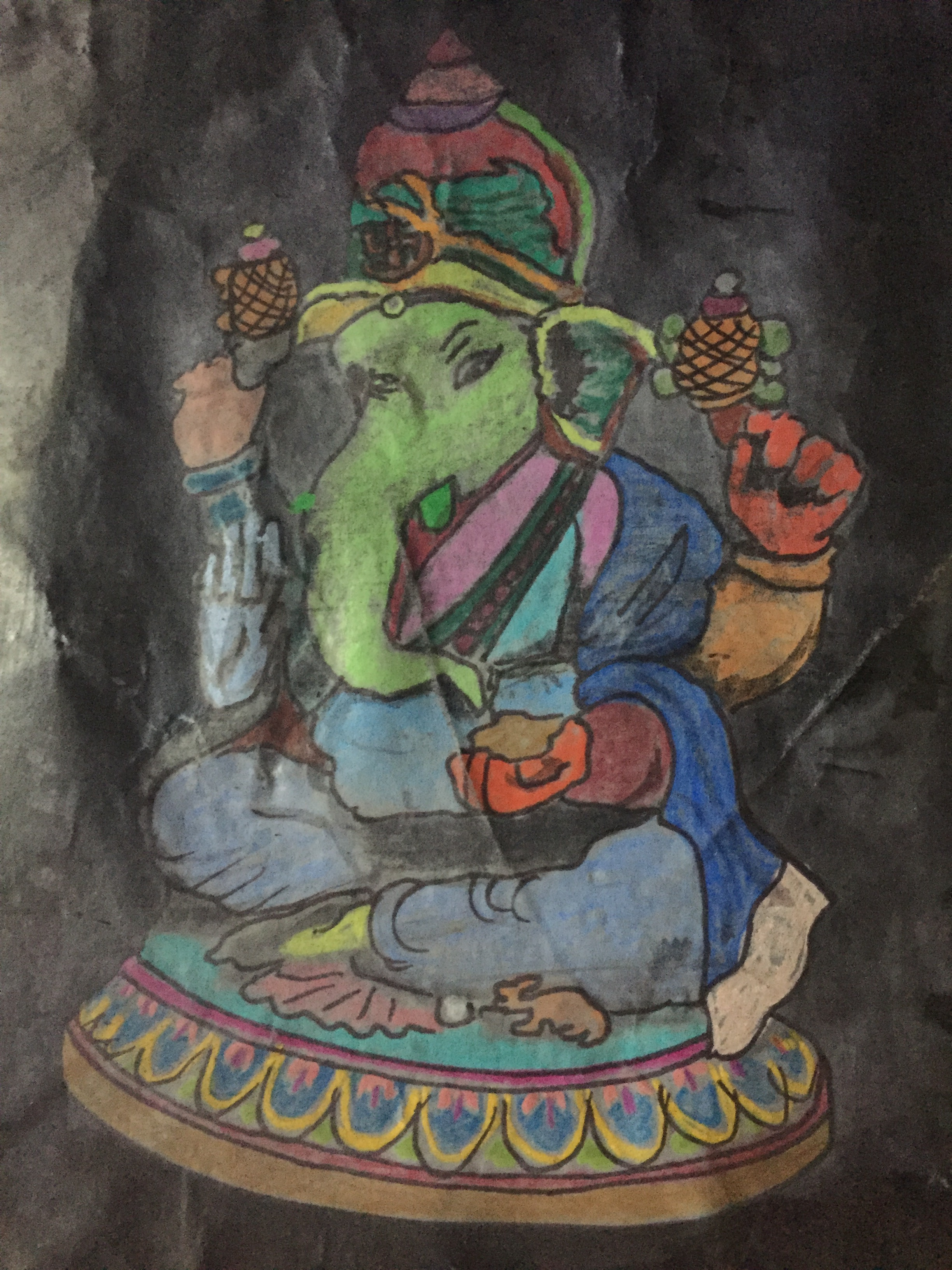 Lord Ganesha by CharLes Nov16